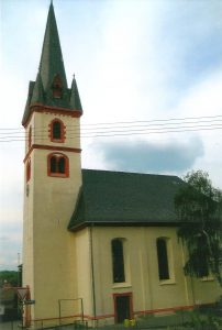 Die Kirche heute.